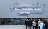 """Tagesausflug zur N.Ö. Landesausstellung nach Wiener Neustadt """"Welt in Bewegung""""  vom 19. 05. 2019"""