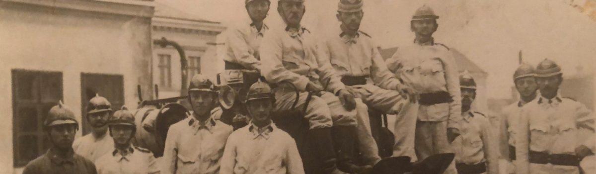 Die Geschichte der Freiwilligen Feuerwehr in Groß Enzersdorf